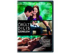 Őrült, dilis, szerelem (DVD)