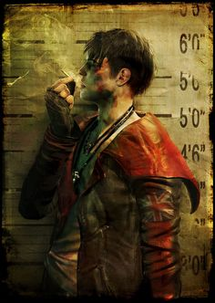 Dante (Devil may cry 5)