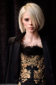 Image result for coco rocha old face