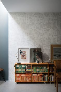 Farrow And Köln enigma wallpaper by farrow inspired by alan turing