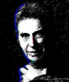Retrato de AL PACINO - 2014 - Digital Art