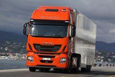 Iveco Stralis Hi-Way, spearhead of heavy transport
