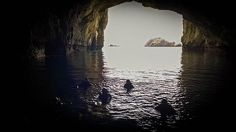 Girl Consumed by Wanderlust | The Poor Knights Islands  Largest Sea Cave in the World.