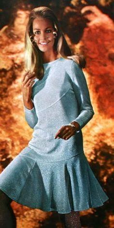Lurex fashion, Jours de France November 1968