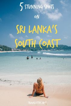 I didn't know what to expect when I visited Sri Lanka, but after a few months travelling around India, I was more than ready to chill out on a beach somewhere and Sri Lanka seemed like a good choice.