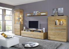 Eine Wohnwand Die Mit Moderne Und Qualität Besticht. Hinzu Kommt, Dass Es  Die Serie