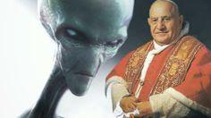 Disso Voce Sabia?: POLÊMICA : Vaticano Admitir o Relacionamento com os Aliens !!!
