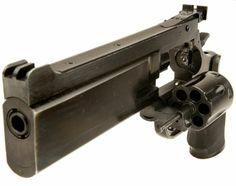 Dan Wesson PPC .357 Magnum
