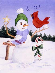 """North Pole"" by Maureen McCarthy"