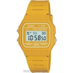 Iconic watch from Casio, the F-91W series has remained unchanged since 1991, and is a classic timepiece.
