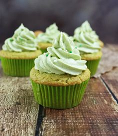 Max your tax cash with Walmart Family Mobile PLUS these simple and delicious Avocado Cupcakes with Whipped Avocado Cream!