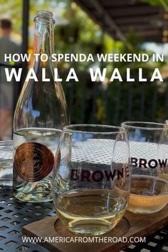 How to spend two days in Walla Walla, Washington. The very best things to add to your travel itinerary! #wallawalla #washingtonstate West Coast Road Trip, Road Trip Usa, Usa Travel Guide, Travel Usa, Amazing Destinations, Travel Destinations, Washington Things To Do, Walla Walla Washington, High Desert Landscaping
