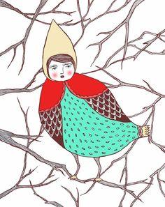 ilustración de Samantha Vanderwyst