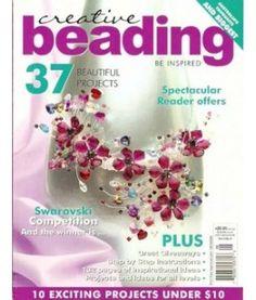 Creative Beading Vol.3-n2 Beading Patterns Free, Beading Tutorials, Bead Patterns, Jewelry Art, Beaded Jewelry, Diy Jewellery, Jewlery, Craft Sites, Chunky Jewelry