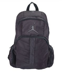 41837b2912 Jordan Boys Black Mesh Overlay Backpack   Want additional info  Click on  the image.
