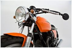 '82 Moto Guzzi V50 -Ellaspede - Pipeburn - Purveyors of Classic Motorcycles, Cafe Racers & Custom motorbikes