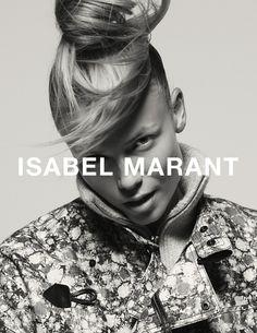 Campagne Isabel Marant - Automne/hiver 2015-2016