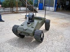 埋め込み画像 Nerf Recon, Combat Robot, Military Robot, Mobile Robot, Armored Truck, Diy Robot, Robot Design, Futuristic Cars, Chenille