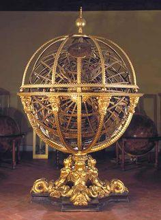 The Antonio Santucci Armillary Sphere