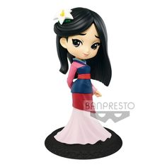"FIGURE SNOW WHITE 6/"" IN BOX DISNEY Q POSKET// BLANCANIEVES 15 CM"