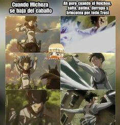 Rivamika, Otaku Anime, Attack On Titan, Anime Love, Funny Pictures, Manga, Movie Posters, Naruto, Kawaii