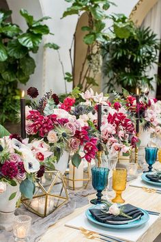Colorful Moroccan Inspired Wedding Ideas- This pretty lil' inspo harmoniously blends the beauty of colorful Moroccan inspired wedding ideas with couture bridal fashion in an unprecedented way.  #moroccanweddingideas #moroccanwedding #weddingideas #colorfulwedding #weddingtablescape