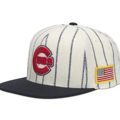 d6ee2b6ed96 Chicago Cubs Countrymen Snapback by American Needle at  SportsWorldChicago.com  mlb  flythew