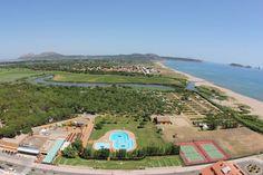 Camping Playa Brava. Pals. Girona-Costa Brava. Spain.