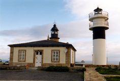 San Ciprian, Punta Atalaya, Lighthouse