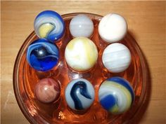 RARE Akro and Old Vintage Antique Marbles VG Lot s 82 | eBay
