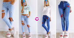 NUEVOS JEANS DE LA SEMANA JEAN BOYFRIEND DIXON $700 Tiro bajo rígido ultra roto. JEAN ROSE BORDADO $700 Tiro alto elastizado rosas bordadas localizado. Local Belgrano Envíos Efectivo y tarjetas Tienda Online www.oyuelito.com.ar #followme #oyuelitostore #stylish #styles #fashion #model #fashionista #fashionpost #ootd #moda #clothing #instafashion #trendy #chic #girl #trends #outfitoftheday #selfie #showroom #loveit #look #lookbook #inspirationoftheday #modafemenina