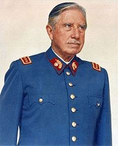 General Augusto Pinochet from Chile