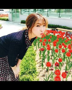 Gong Appa updates a photo of Minzy!