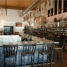 Enoteca la Storia in San Jose, CA - A classic Italian wine bar, Enoteca La Storia promises you an authentic experience when you visit to sample their delightful wine selections. Not only does this bar feature phenomenal Italian wines, they also offer a fine selection of international wines and craft beers. via @thewaytosanjose