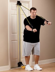 1000 images about exercise on pinterest big and tall for 10 minute trainer door attachment