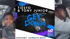Tiesto & Tony Junior - Get Down (Michiel Marto Edit)