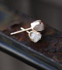 Diamonds are an April birthday girl's best friend. #etsyjewelry