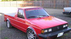 Image detail for -nice price or crack pipe 1981 Volkswagen Rabbit Pickup vw caddy diesel ...