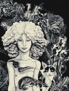 The Artwork of Vania Zouravliov.