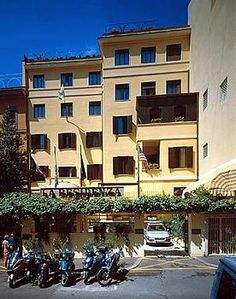 La Residenza.  Rome, Italy.  This hotel has the absolute best breakfast you will ever taste.  It is the epitome of Italian culinary yumminess.  Located near the Spanish Steps and the Barberini Palace.