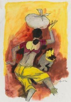 Untitled - Husain M.F.