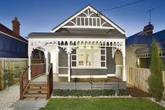 exterior house colour black roof australia - Google Search
