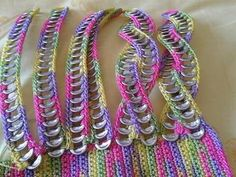 1 million+ Stunning Free Images to Use Anywhere Soda Tab Crafts, Can Tab Crafts, Pop Top Crochet, Pop Tab Purse, Pop Tab Bracelet, Pop Can Tabs, Pipe Cleaner Crafts, Pipe Cleaners, Girl Scout Swap