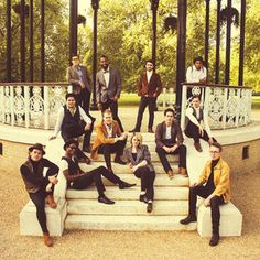 Our talented 12 Piece Groove Band is available for hire for corporate events in London & the UK.