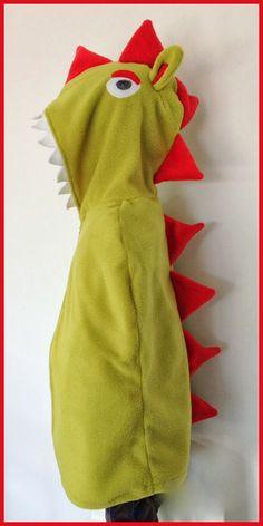 Carnavalsoutfit voor Stan...  Carnaval, dress up, verkleden, dino, dinosaurus, dragon, draak