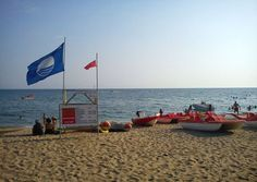 Agia Paraskevi beach - located approximately 14 kilometers west of Alexandroupolis, Evros, near the seaside resort of Makri. It is an organised beach, with coffee-bars and water sports' facilities. Coffee Bars, Seaside Resort, Greece Travel, Water Sports, Photo S, Beaches, Travelling, Greek, Boat
