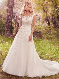 Ophelia Wedding Dress | Maggie Sottero