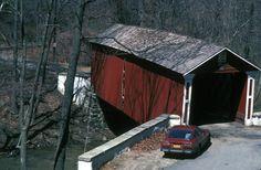 Wooddale Bridge in New Castle County, Delaware.