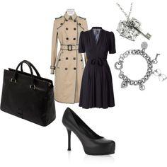 Business Casual: principal Clothes