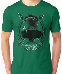 Archery Club Unisex T-Shirt